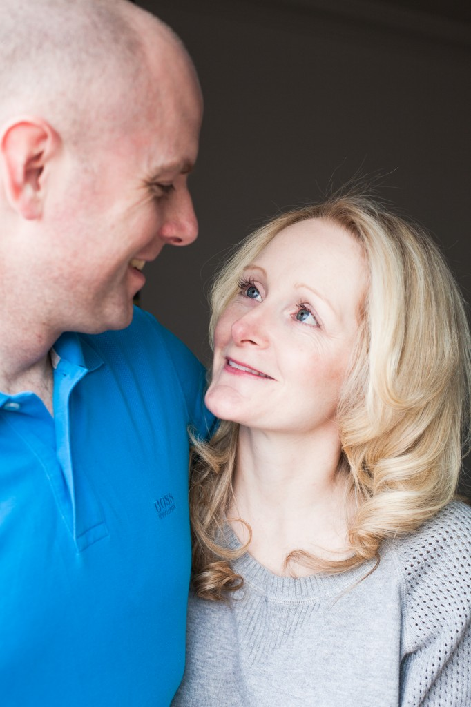 A beautiful husband and wife | Wirral Family Photography