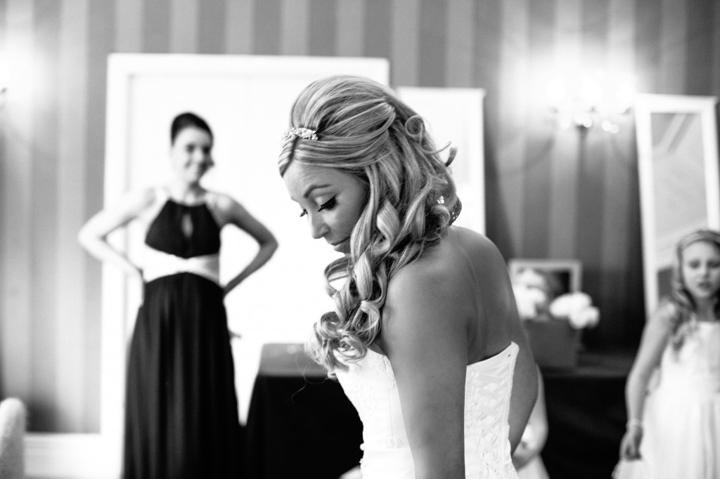Gorgeous Bride photography