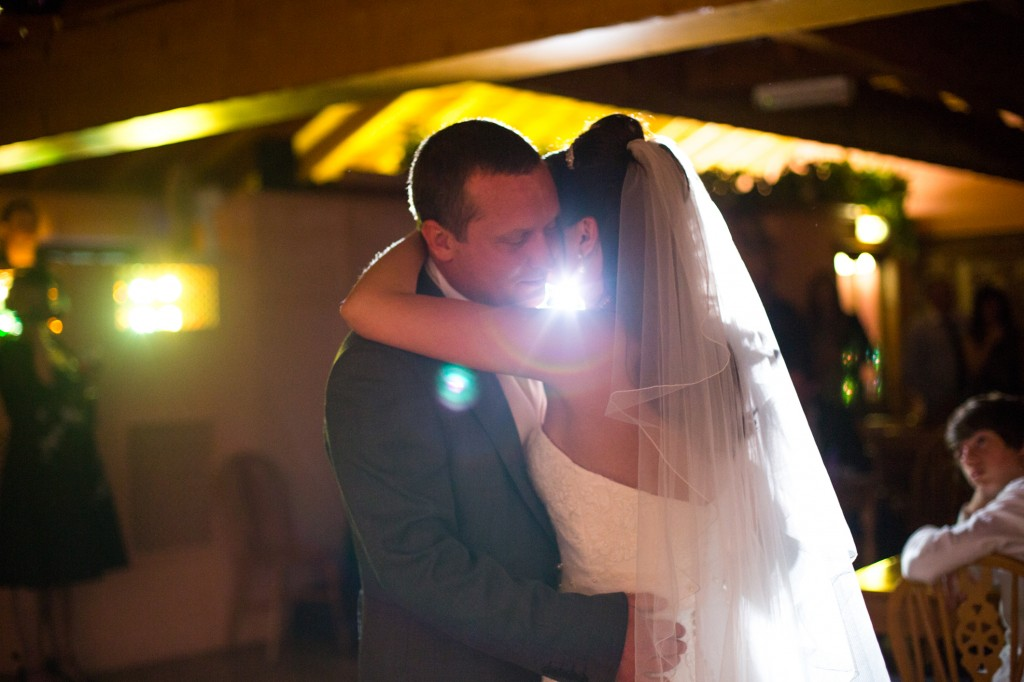 First dance bride and groom Gretna Green