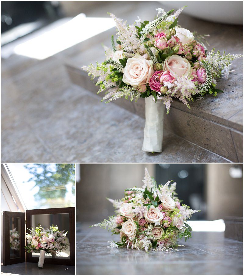 Wedding Flowers Cumbria: Linthwaite House Hotel Wedding
