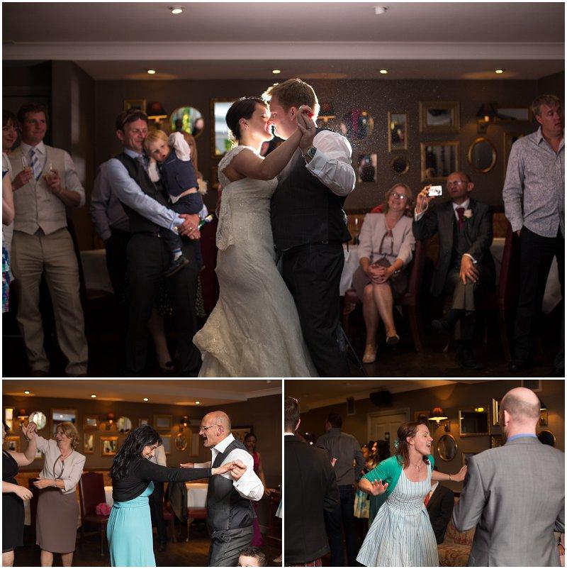 First dance- wedding photography Cumbria