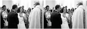 Bride laughing documentary wedding photojournalism