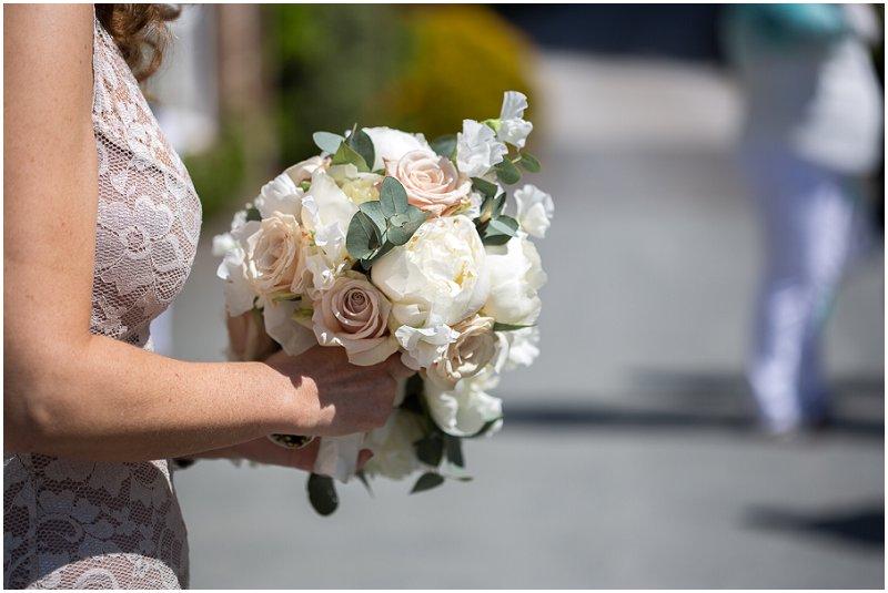 Stunning wedding flowers Cumbria