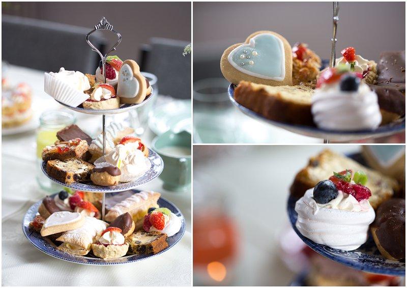 Wedding Food detail Photographs
