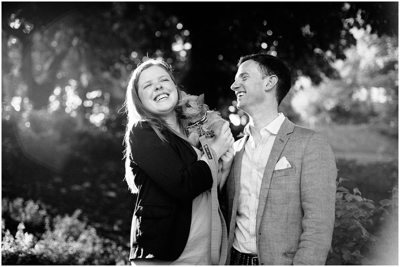 Kisses during pre wedding shoot Lancashire