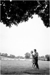 Engagement Photography Sandhold Oak Barn