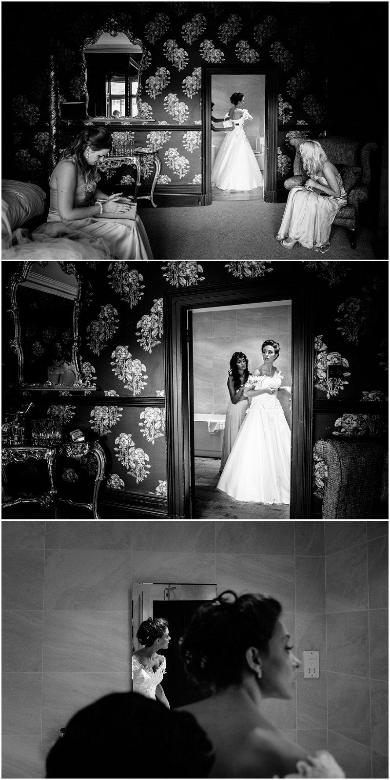 Beautiful Wedding Photography Mitton Hall Lancashire