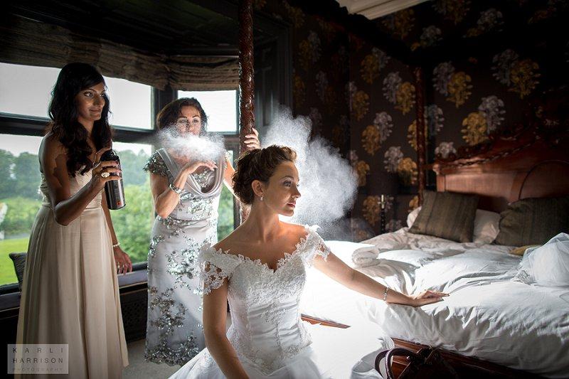 Lancashire Wedding Photography Mitton Hall