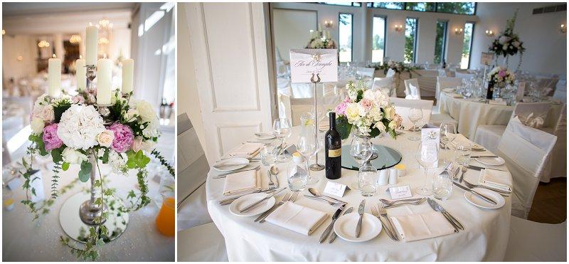Beautiful Wedding Room at West Tower Lancashire