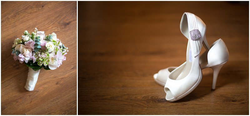 Beautiful Details at West Tower Lancashire Wedding Photography
