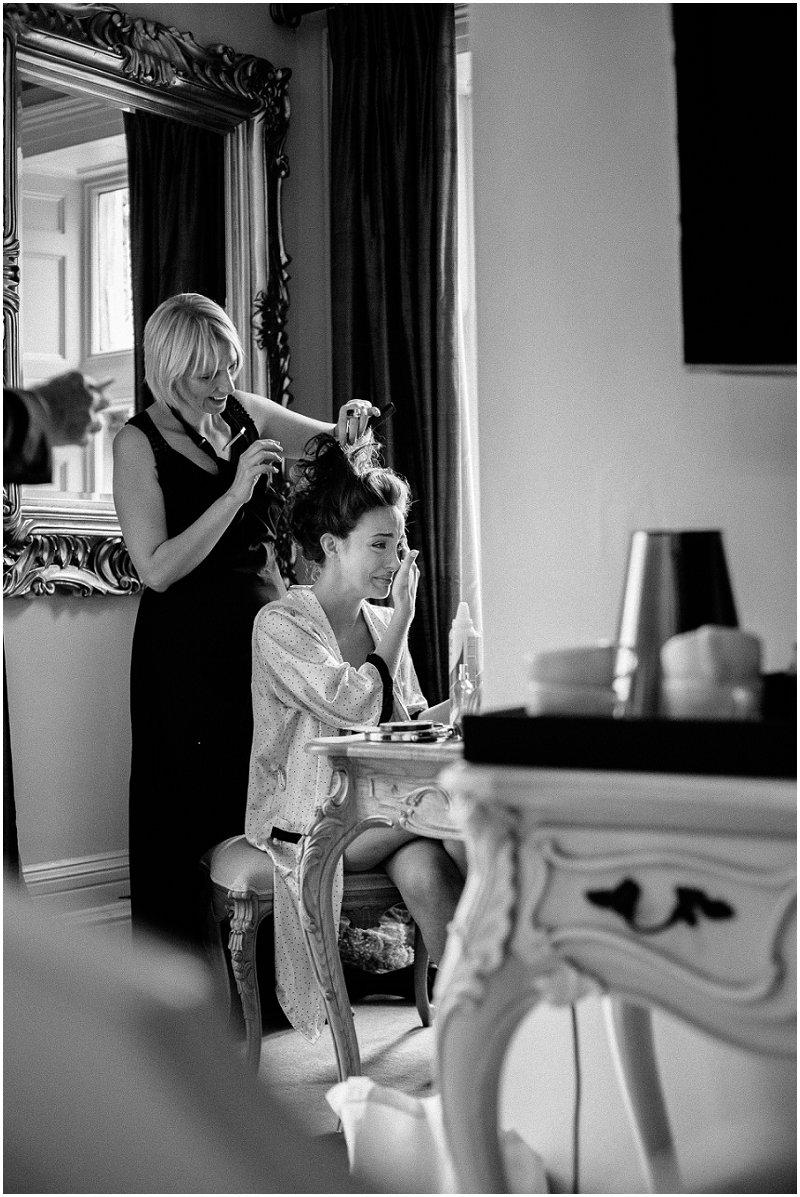 Beautiful Bride at Mitton Hall Lancashire Wedding Photographer