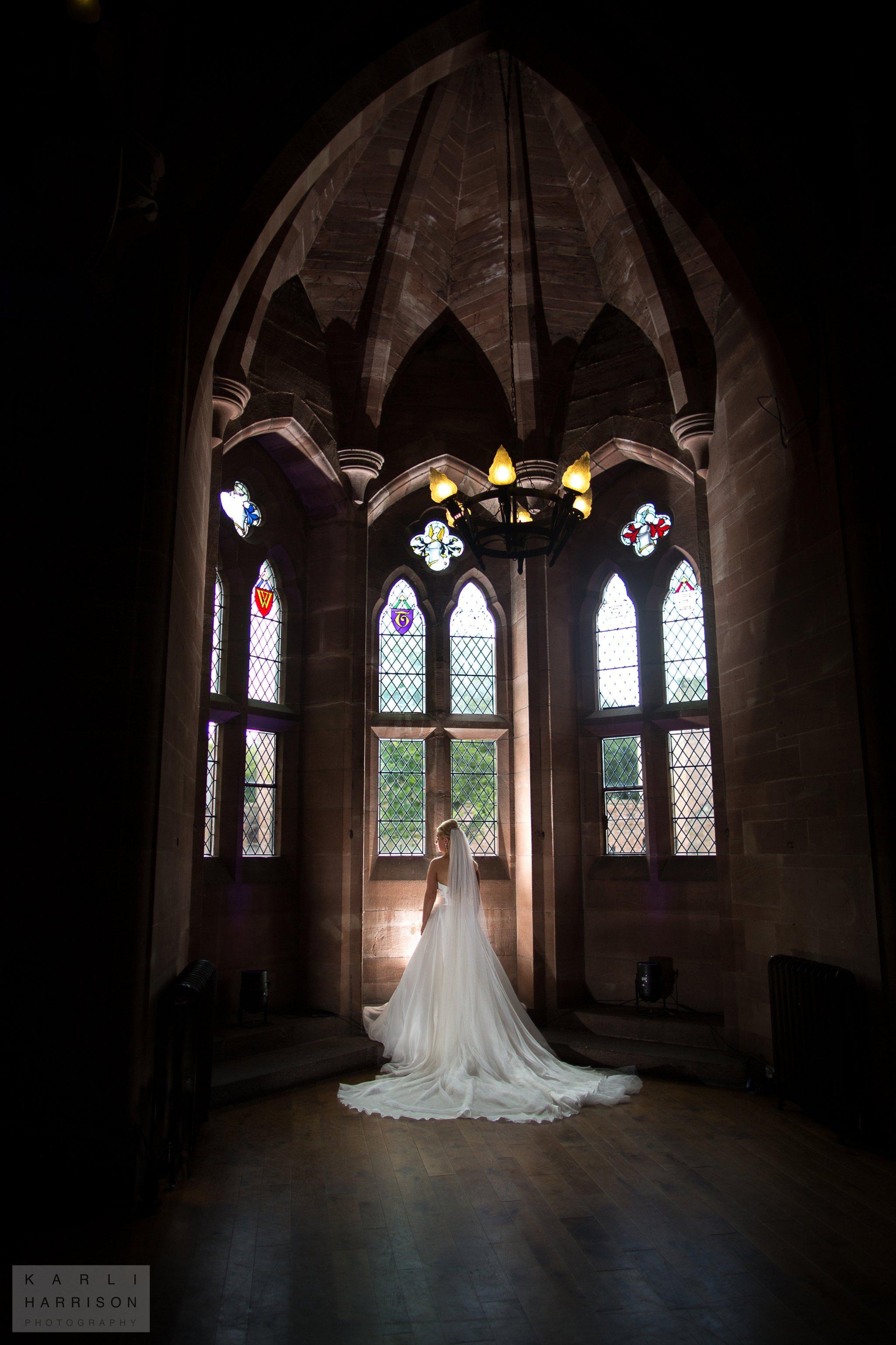 Peckforton Castle Wedding Photography | Award Winning Photographer