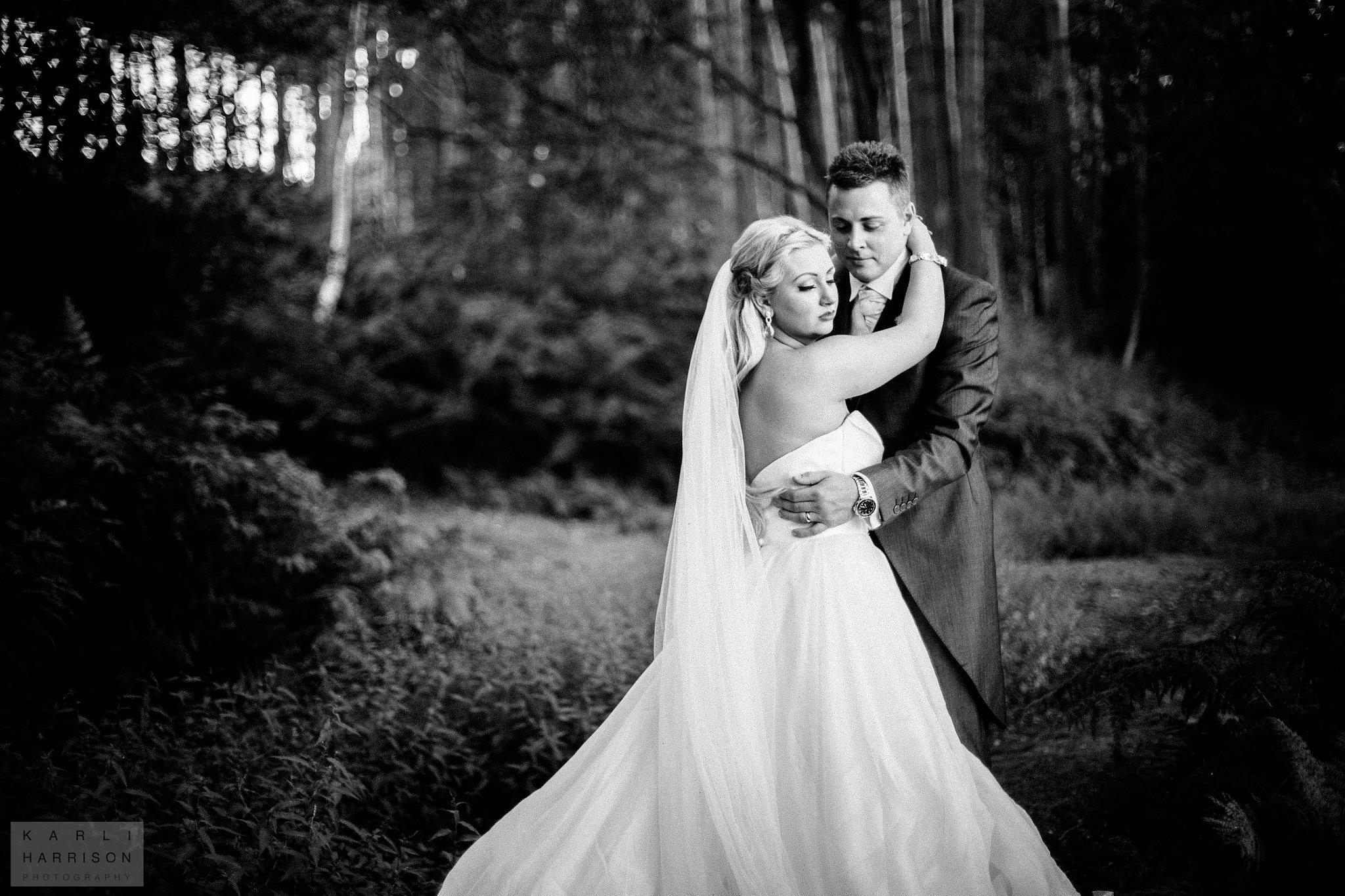 Beautiful Wedding Photography Peckforton Castle Cheshire Award Winning