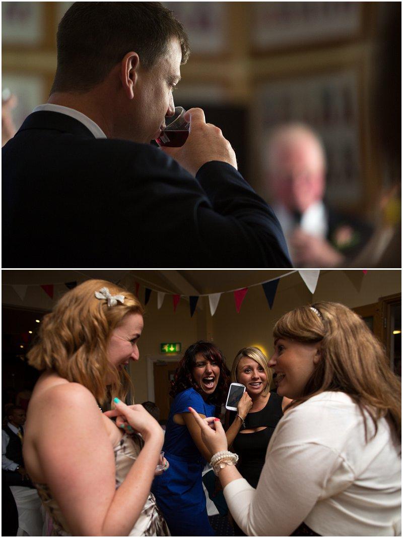 Guests at Wedding in Prenton, Merseyside Wedding Photographer