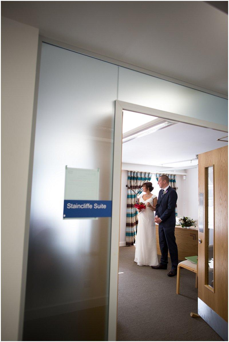 Skipton Registry Office Wedding Photographer