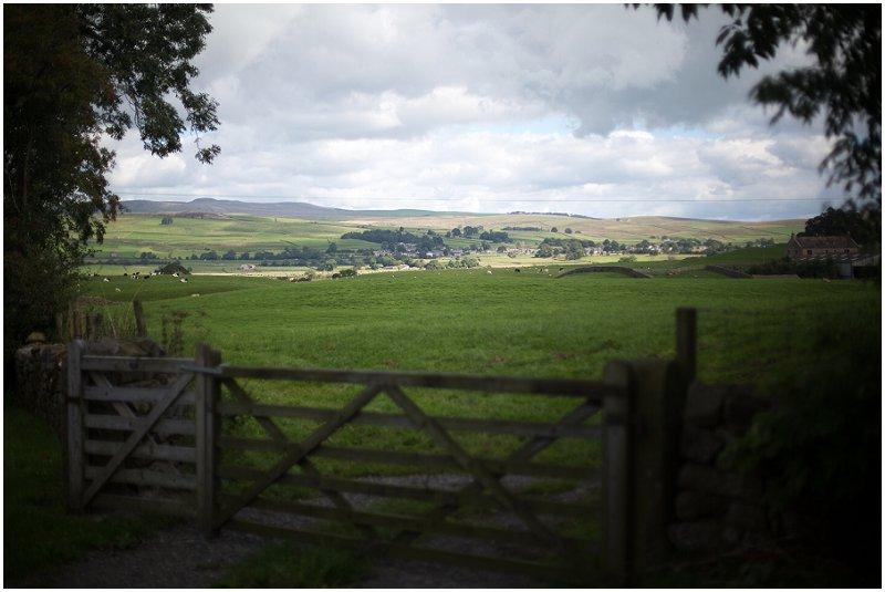 Beautiful Scenery Wedding Photography Yorkshire