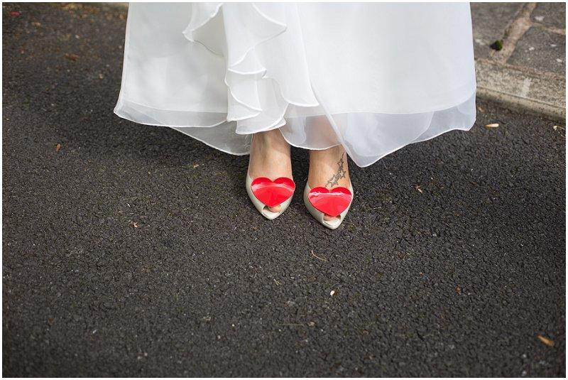 Vivian Westwood Wedding Shoes