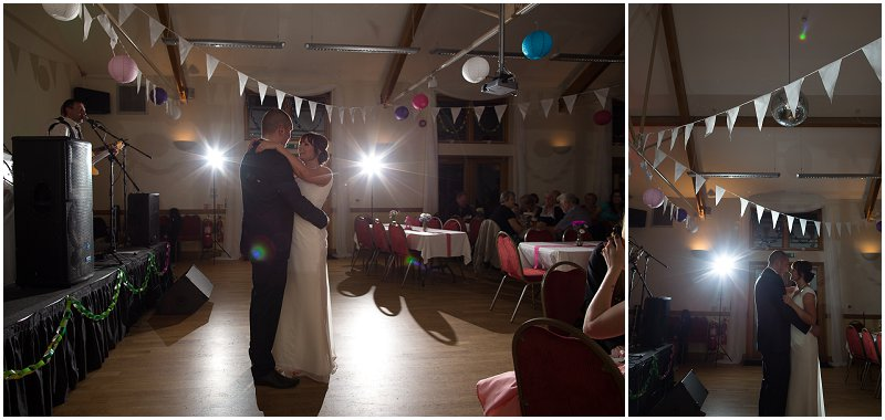 First Dance Yorkshire Wedding Photographer