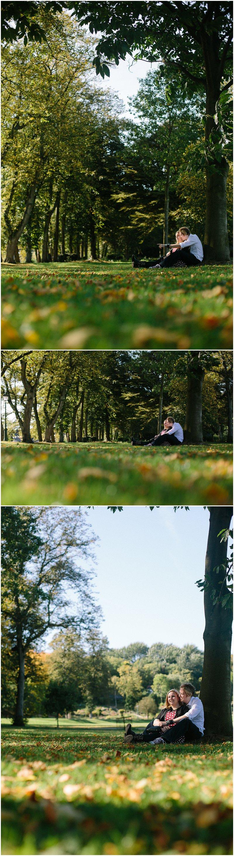 Avenham Park Photographer | Engagement Photography