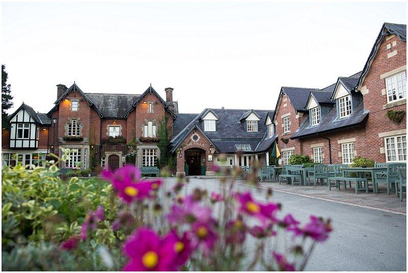 The Villa | Wrea Green wedding photography Lancashire