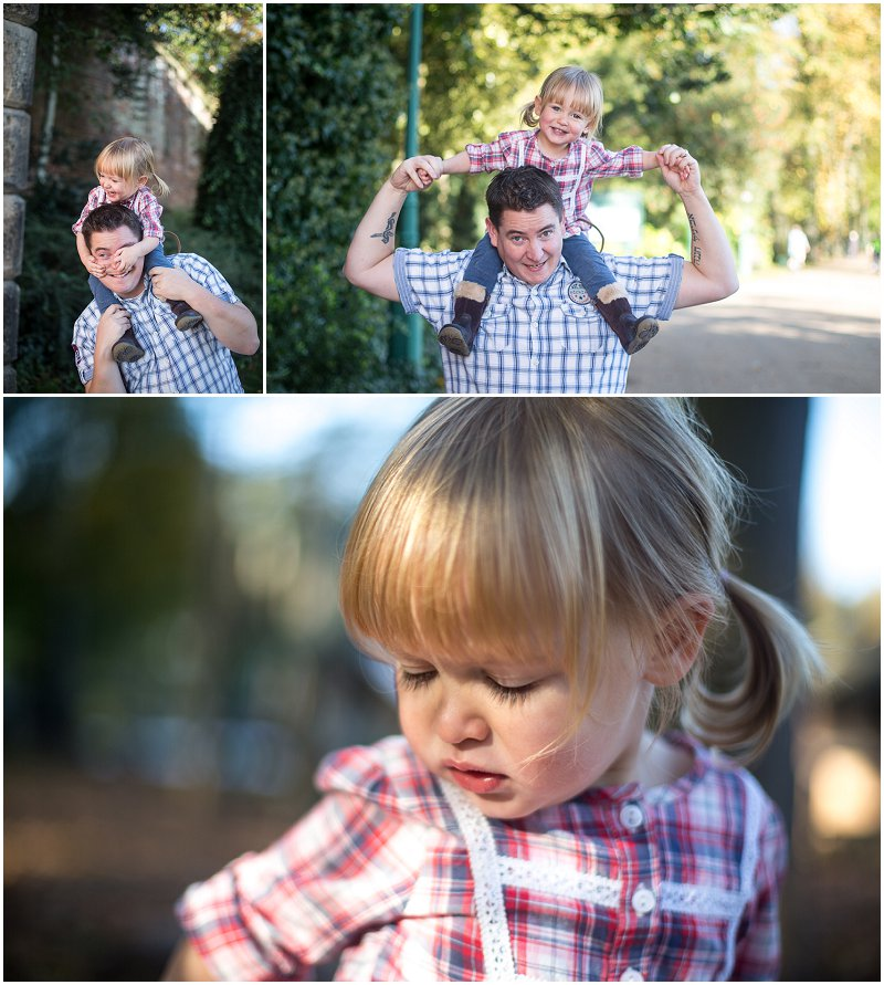 Fun at the park | Lifestyle Family shoot Lancashire