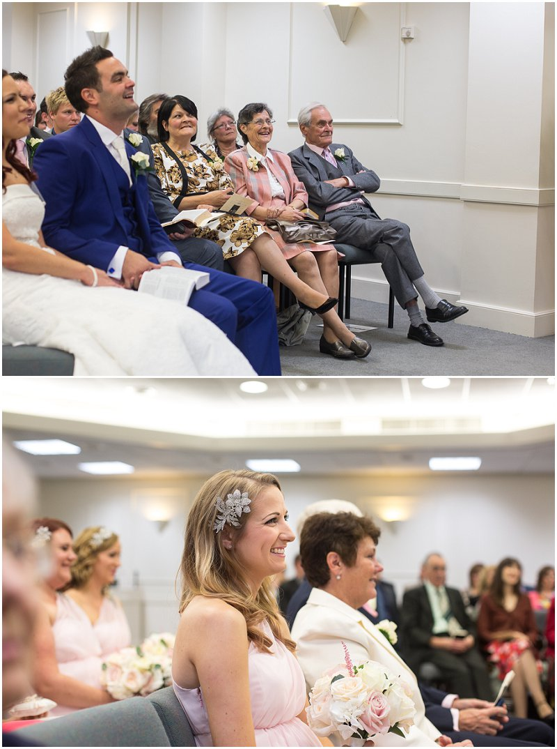 Wedding Ceremony Kent | Maidstone Wedding Photographer