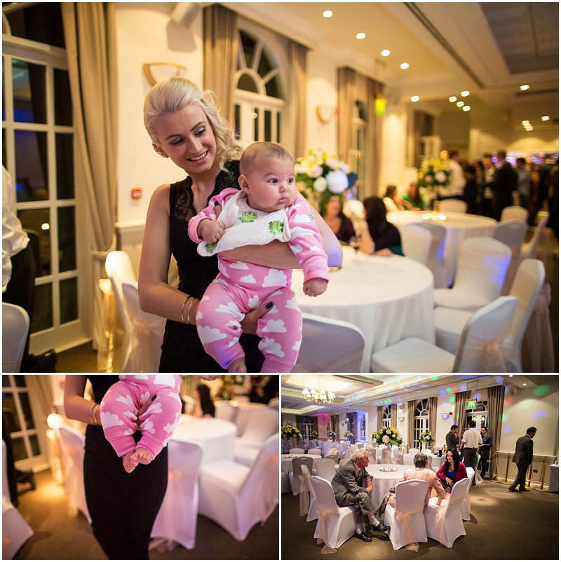 Guests at Turkey Mill Maidstone | Wedding Reception Photography