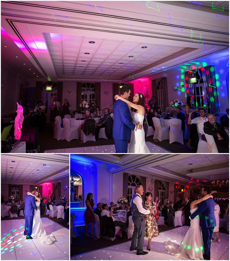 First Dance at Turkey Mill Maidstone | The Orangery Wedding photographer Kent