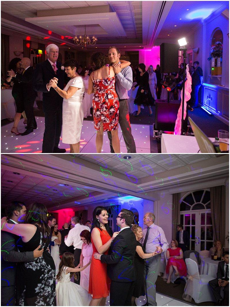 Wedding Guests Dancing at Turkey Mill Maidstone | Kent Wedding Photographer