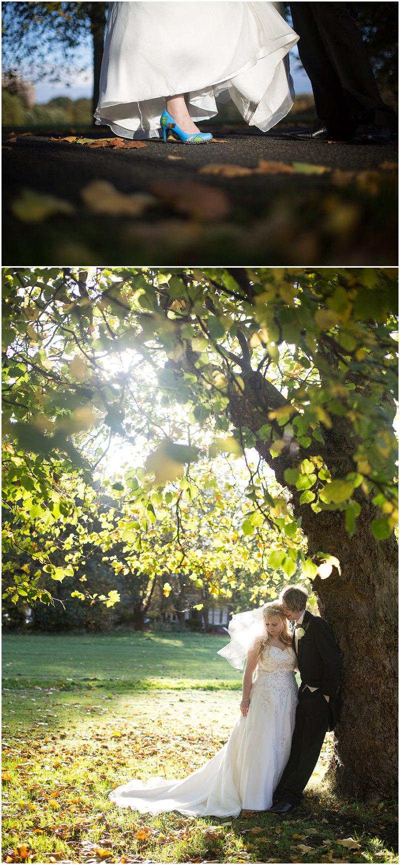 Mario Wedding Shoes | Award winning Wedding Photography Sefton Park