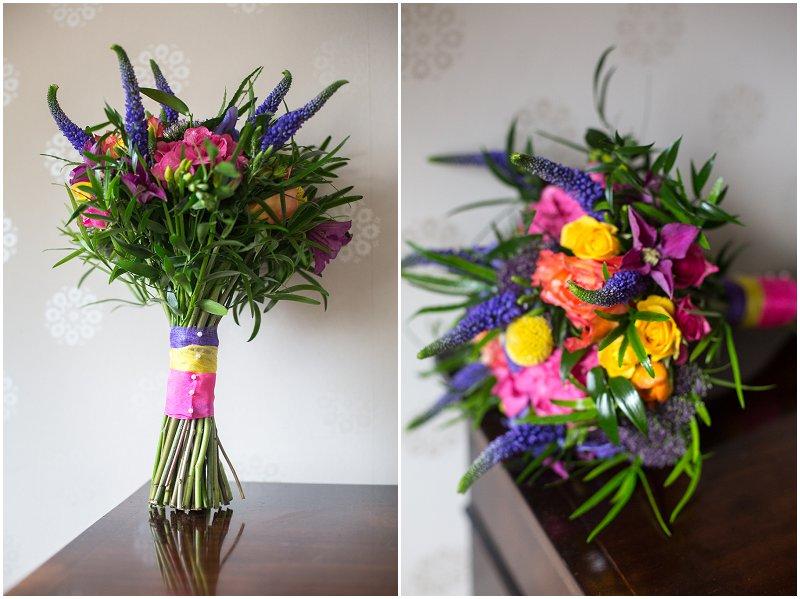 Stunning Wedding Flowers | Wordsworth Hotel Wedding Photography Cumbria