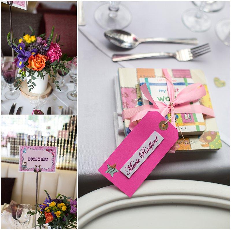 Beautiful Wedding Details | Wordsworth Hotel Cumbria Wedding Photographer