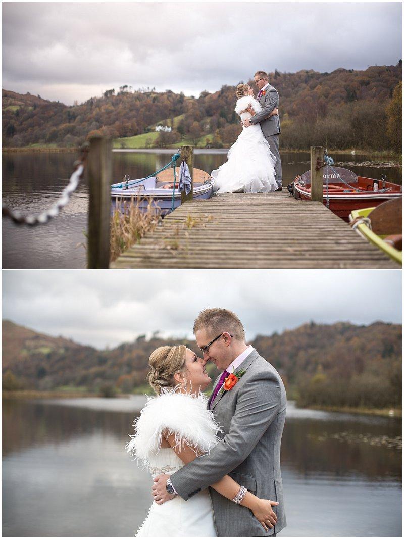 Lake District Wedding Photography | Cumbria Wedding Photographer Wordsworth Hotel