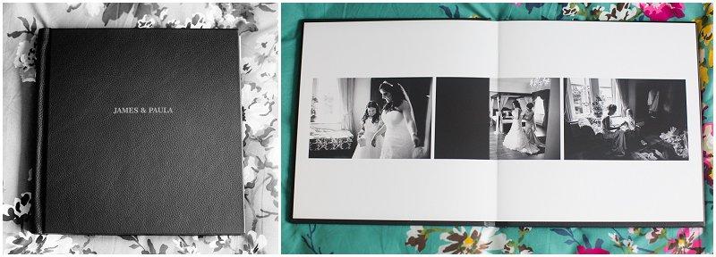 Beautiful Wedding Albums Lancashire Wedding Photographer