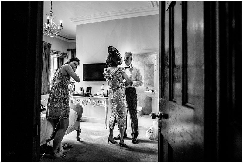 Award Winning Wedding Photographer Mitton Hall Karli Harrison Photography