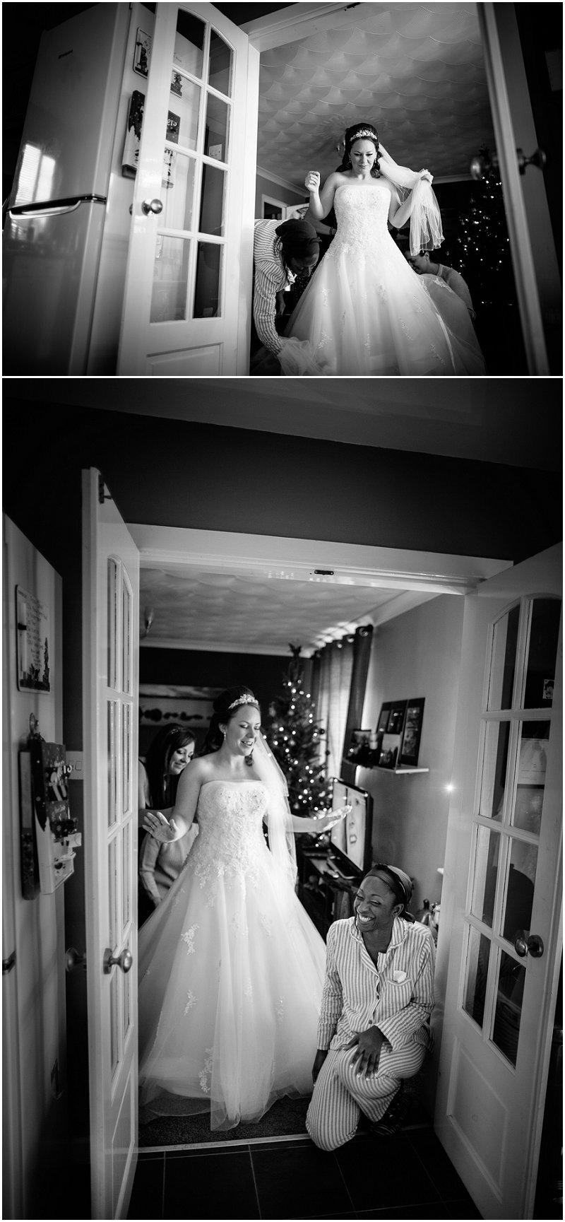 Documentary Wedding Photographer Tithe Barn Lancashire