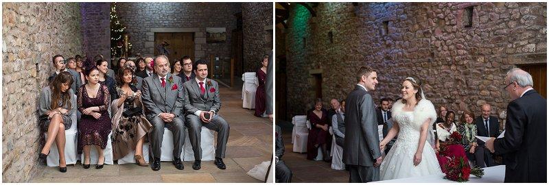 Wedding at Tithe Barn Lancashire
