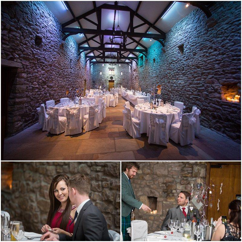 Wedding Reception at Tithe Barn Lancashire