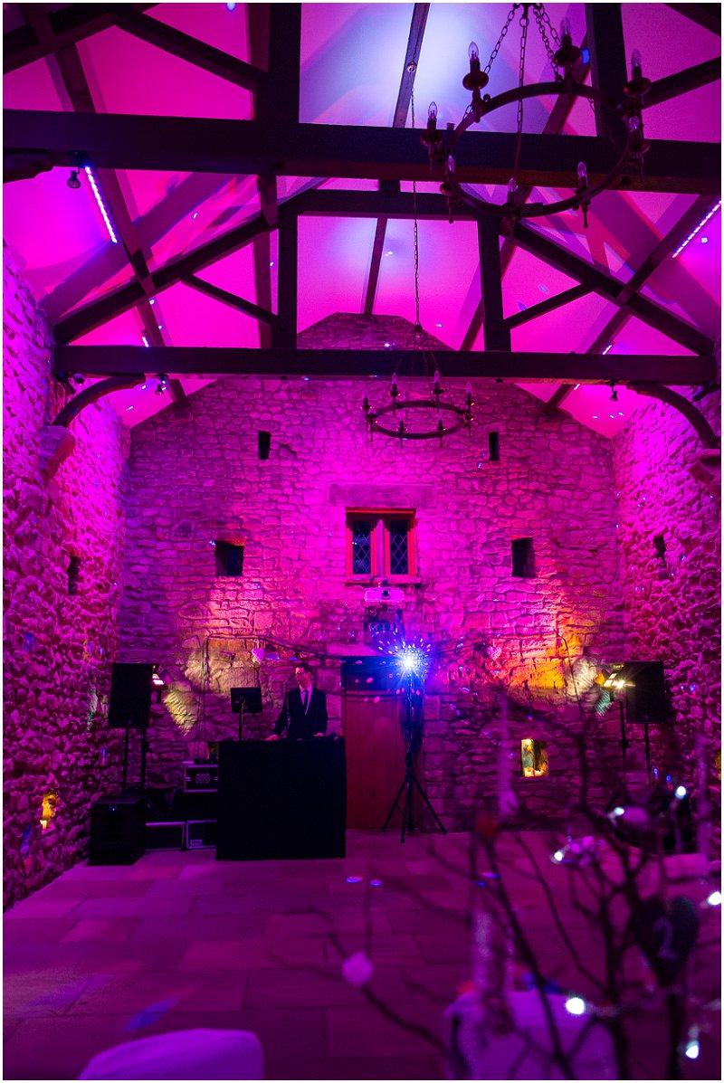 Wedding DJ at Tithe Barn Lancashire Wedding Photography