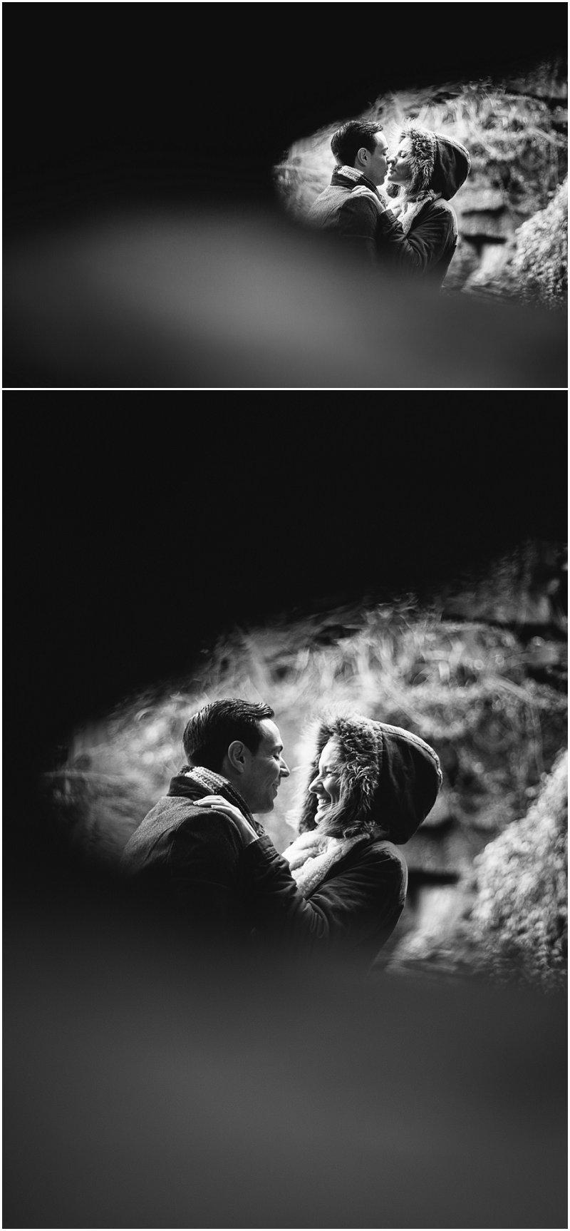 Creative Pre Wedding Photography Lancashire Avenham Park