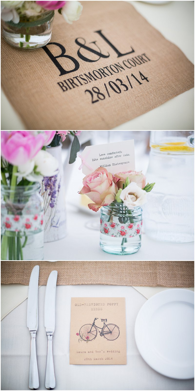 Beautiful Vintage themed wedding in Marquis Worcestershire Wedding Photographer