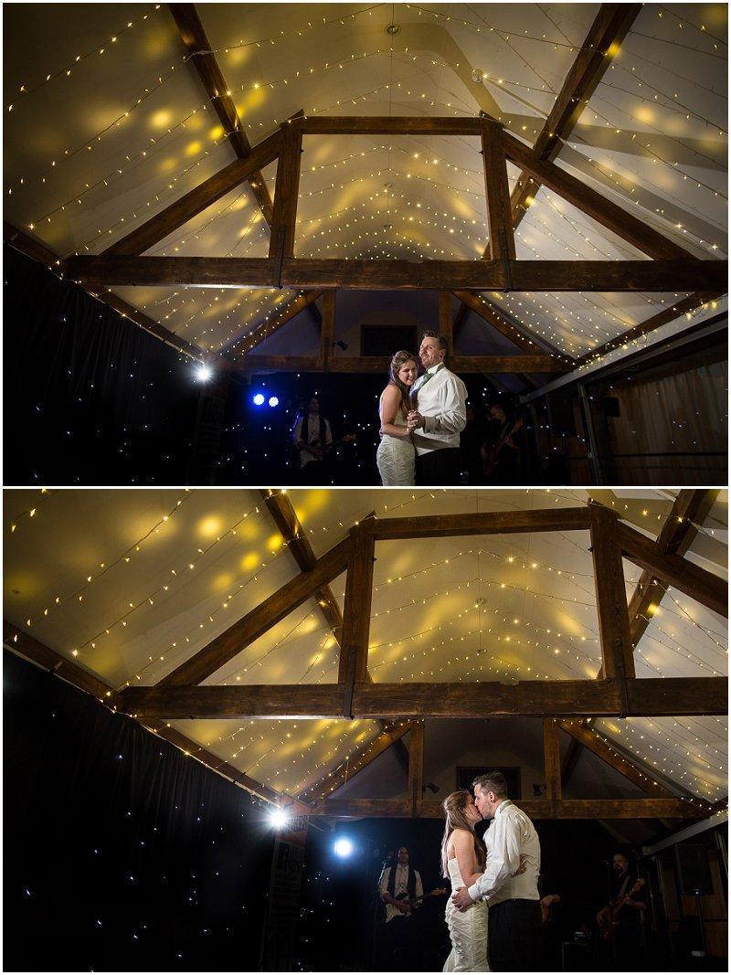 Stunning bride and groom's first dance | Worcestershire Birtsmorton Court Wedding Photographer