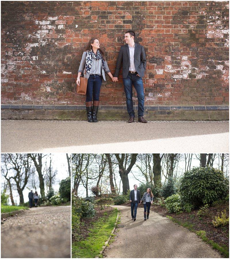 Avenham Park Pre Wedding Photographer