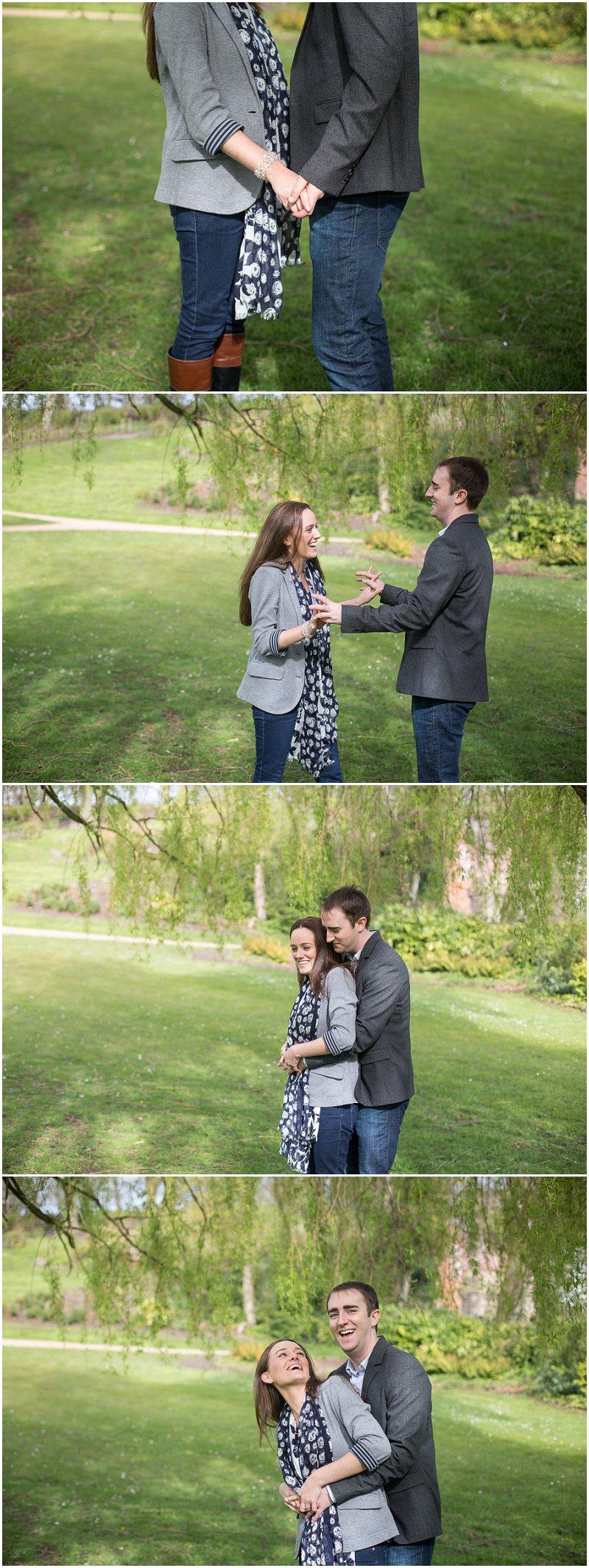 Beautiful Engagement Photography Lancashire