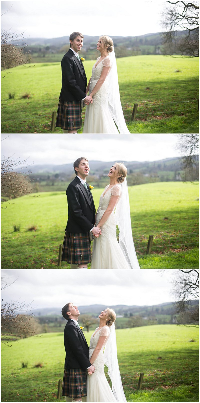 Beautiful Wedding photography Cumbria | Belmount Hall Wedding Photography