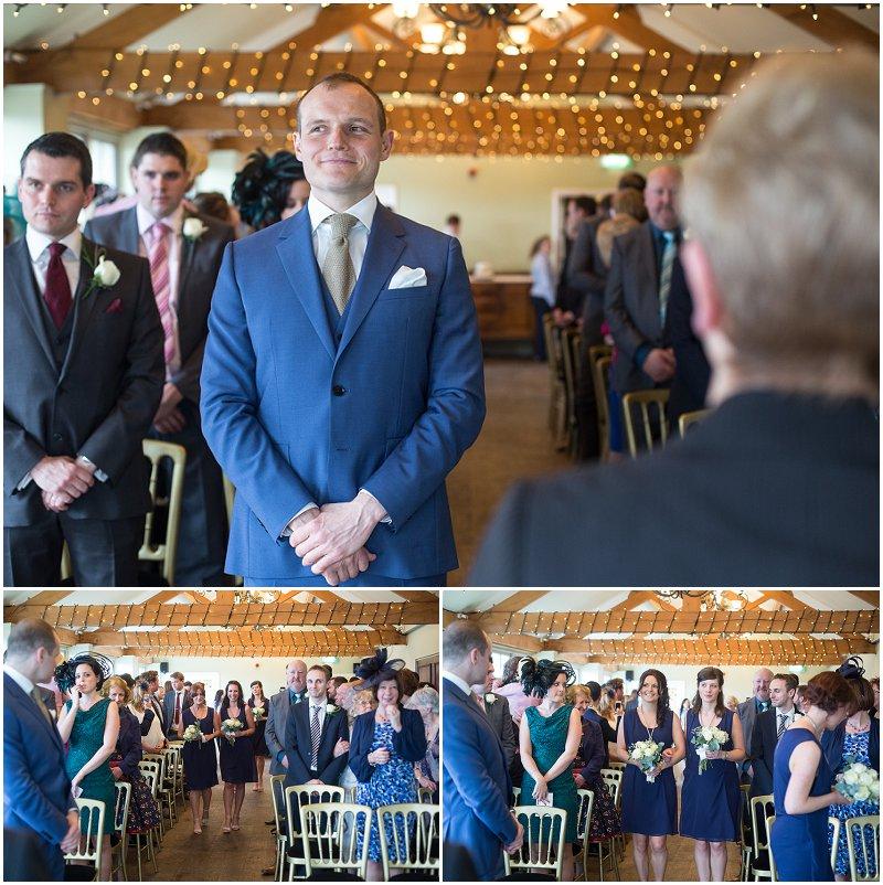 Wedding Ceremony at The Alma Inn Lancashire