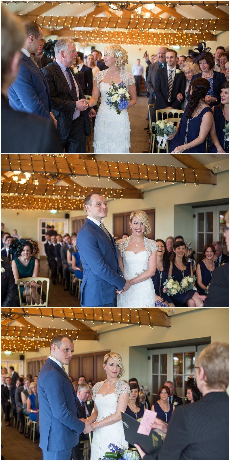 Bride at The Alma Inn Lancashire