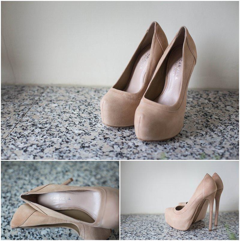 Beautiful Designer Shoes Wedding Photography