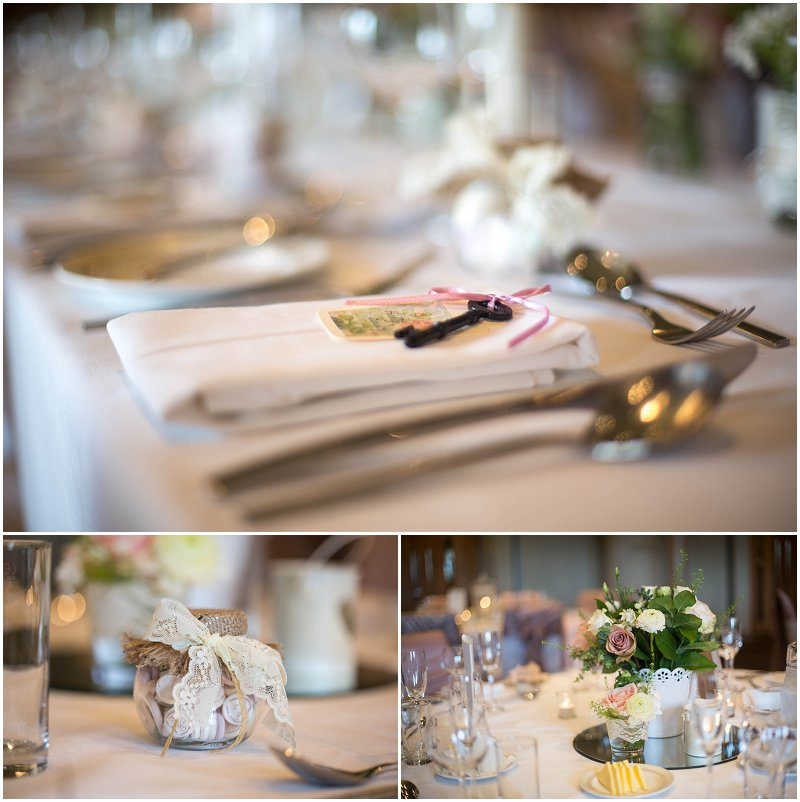Beautiful Wedding details at Stanley House Wedding