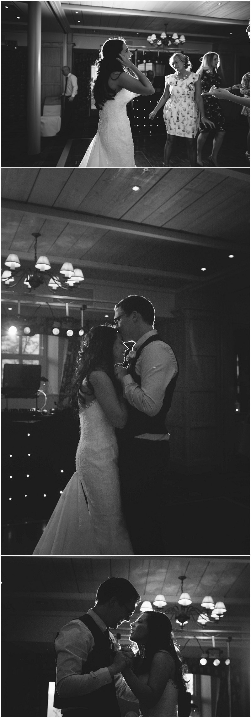 First Dance at Stanley House, Mellor in Lancashire